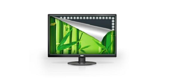 Monitor con LED retroilluminato