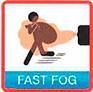 Emissione nebbia rapida