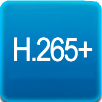 H265+ Video Compressione