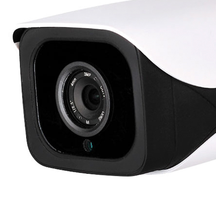 Dettaglio LED telecamera hyundai HYU-342N