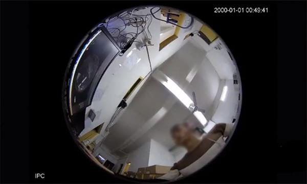 Visione panoramica HYU-353