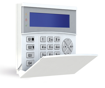 Tastiera K-LCD Blue di AMC retroilluminata LCD