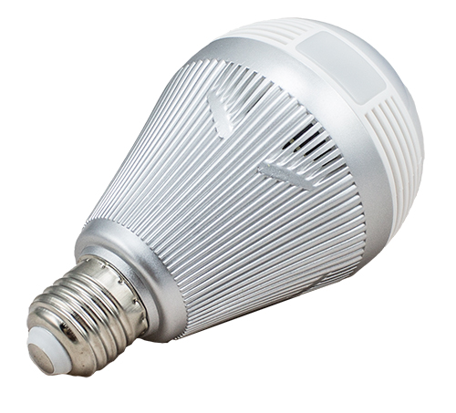 Telecamera IP wifi a lampadina Setik HD 3mpx