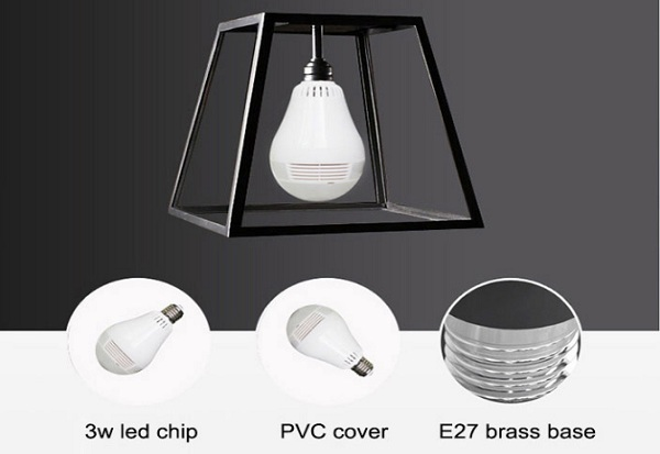 Dettagli lampadina LAMP720P Setik