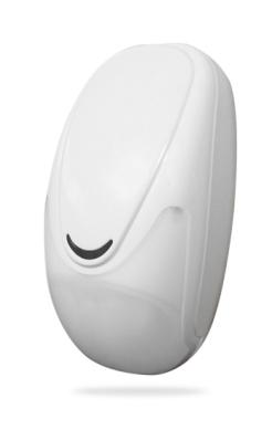 Sensore dual tech con resistenze EOL integrate