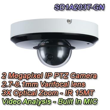 Telecamera Videosorveglianza Speed Dome PTZ Dahua
