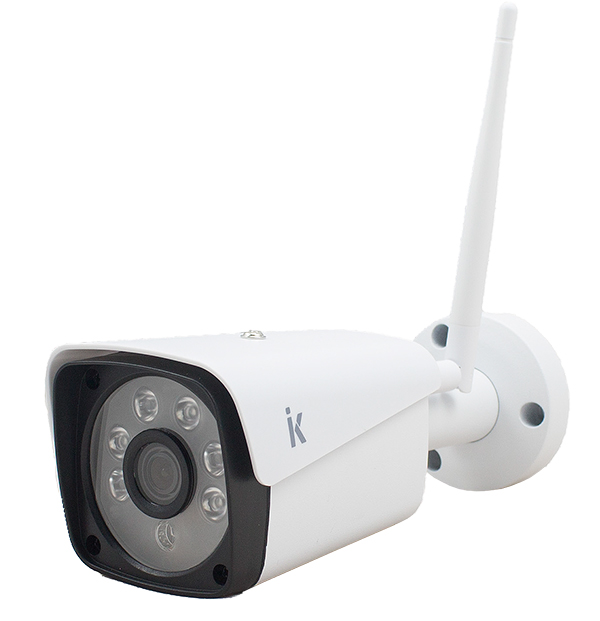 Telecamere per la videosorveglianza IP 1.3MP 960P WiFi Wireless