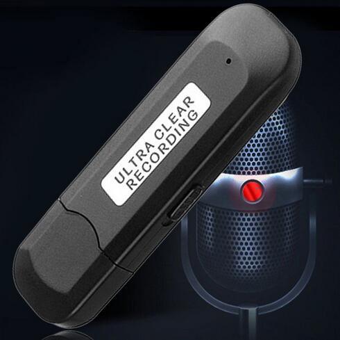 Chiavetta USB spia con registrazione audio