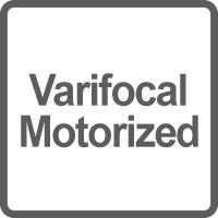 Ottica varifocale motorizzata