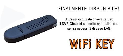 Chiavetta usb per connessione wifi