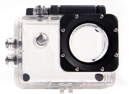 Waterproof Housing per telecamera sportiva