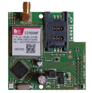 Modulo per comunicazioni di rete GPRS AMC Elettronica
