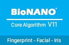 Algoritmo Anviz BioNANO V11